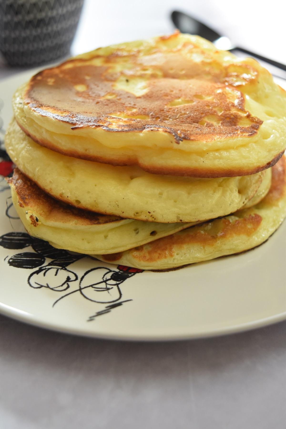 Pancakes légers et faciles