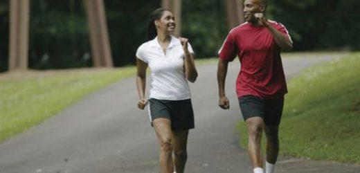 Perdre du poids avec la marche
