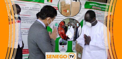 Covid-19 : La Chine offre 200 millions et du matériel médical au Sénégal