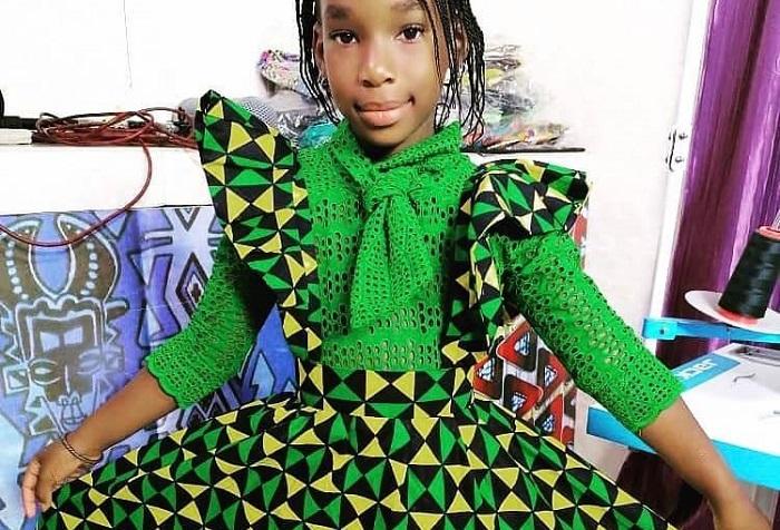 Voici Dieyna, la petite fille qui enflamme « Vip Sagnsé » (photos)