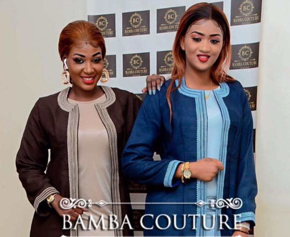 Admirez la jolie sélection de modèle by Bamba Couture