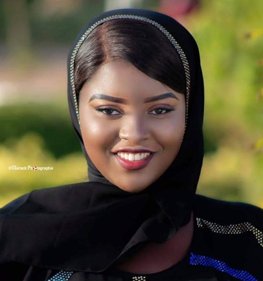Mode Ramadan : Abiba toute ravissante