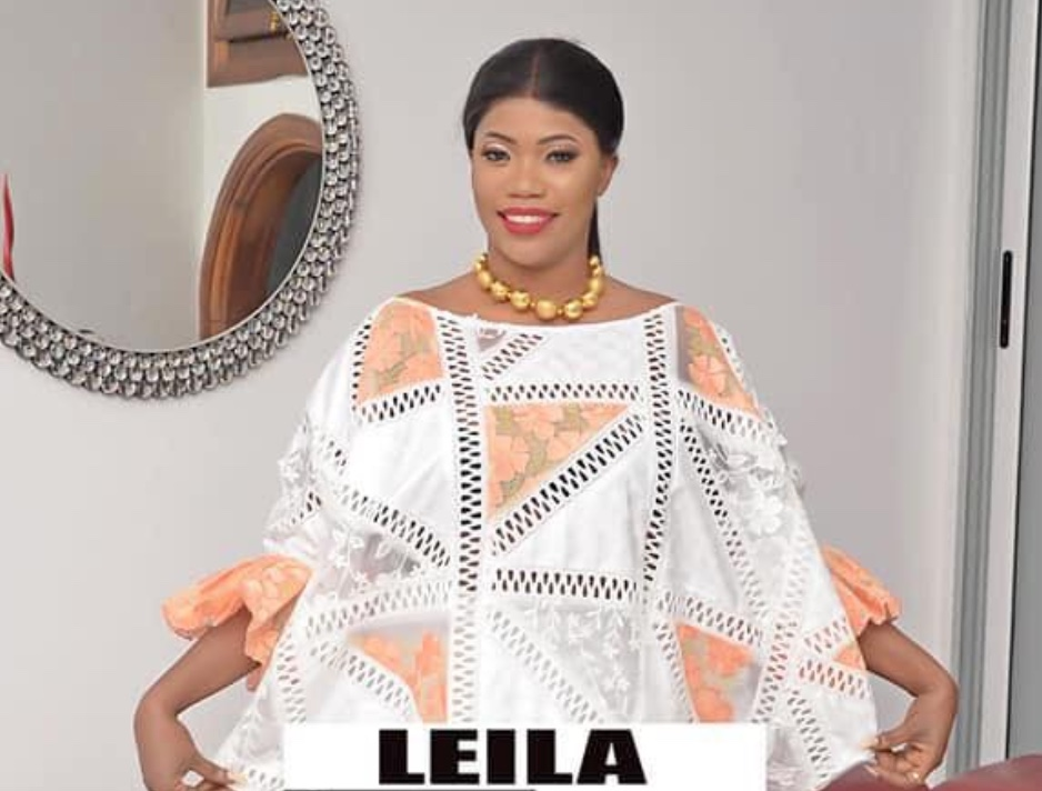 Modele du jour : Leila Couture