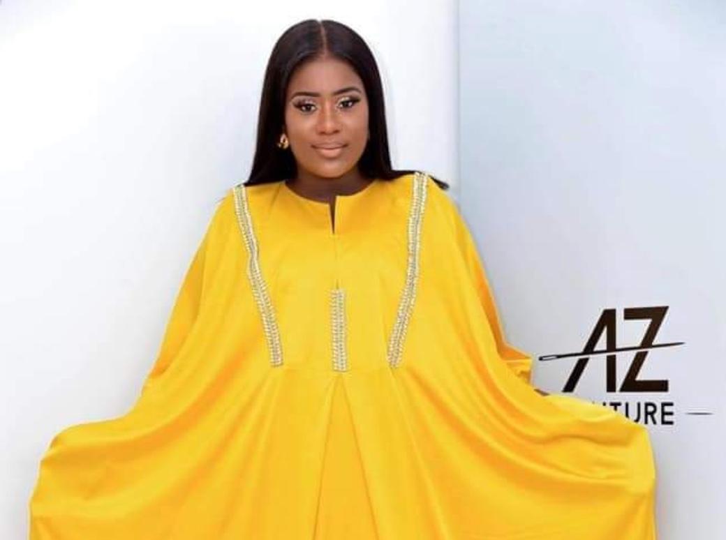 (09 Photos) Admirez la jolie sélection de modèle by AZ Couture