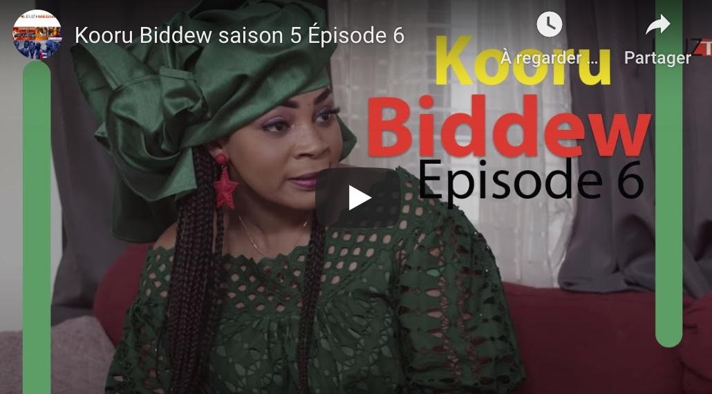 Kooru Biddew saison 5 Épisode 6