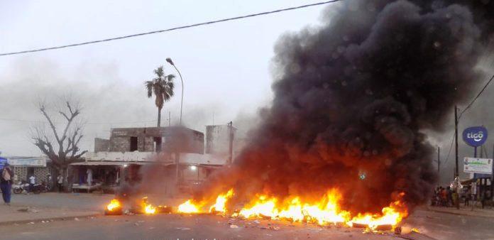 Tambacounda : Affrontements entre policiers et conducteurs de jakarta