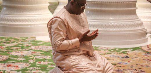 Tabaski 2020 : Le Chef de l'Etat va prier chez lui à Mermoz