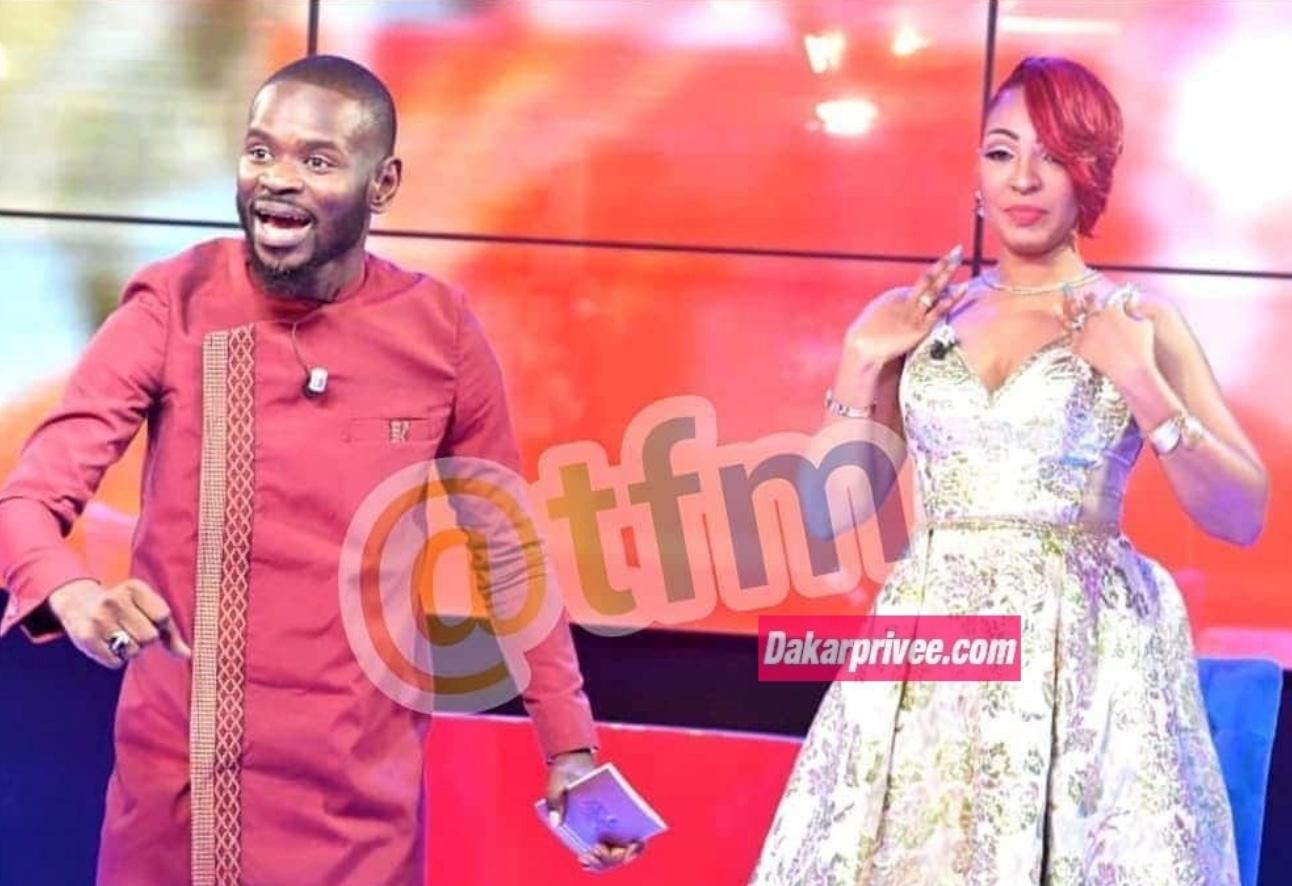 (05 Photos) Découvrez la robe de Viviane Ndour qui enflamme la toile