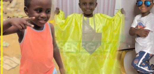 (Photos) : À 5 ans, le fils d'Abba No Stress fait le buzz avec son nouveau compte Instagram