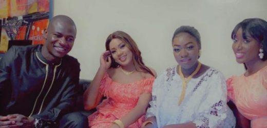 ( PHOTOS ) : Les images du baptême de la fille de Bijou Ndiaye Tfm