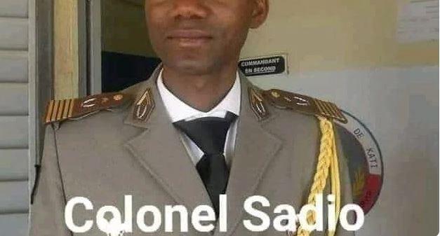 Mali : Voici le Colonel Sadio Camara, le nouvel homme fort de Bamako ?