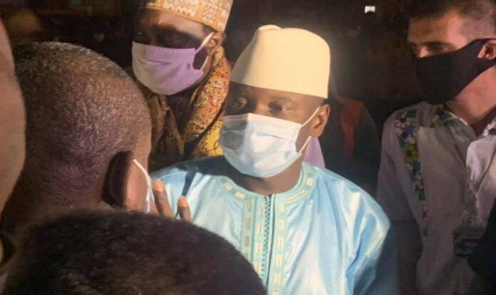 Port du masque obligatoire: les Nouvelles précisions de Aly Ngouille Ndiaye