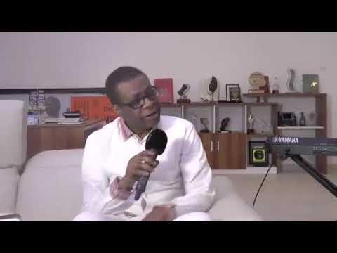 Anniversaire : Youssou Ndour remercie ses fans en chanson