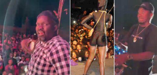 (Vidéo) « Ritambalé »: Une ambiance de folie avec Wally Seck en Gambie
