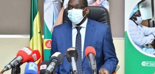 """Covid-19 : """"En 3 jours, nous avons vacciné 28.400 Sénégalais"""", Abdoulaye Diouf Sarr"""