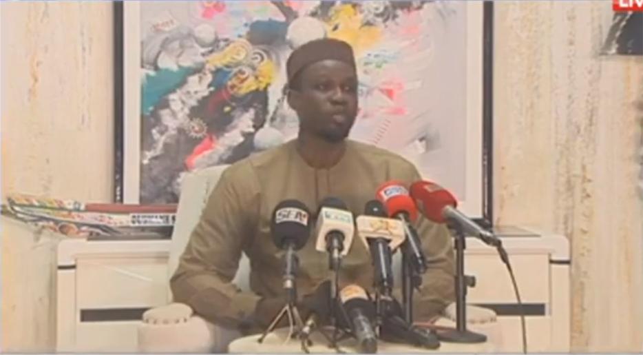 Affaire Sweet beauty : Ousmane Sonko annonce une importante déclaration dans les prochaines heures