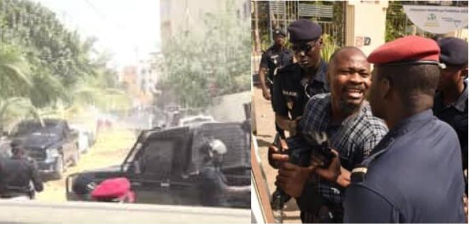 Affaire Ousmane Sonko : Vague d'arrestations parmi les soutiens de l'opposant…