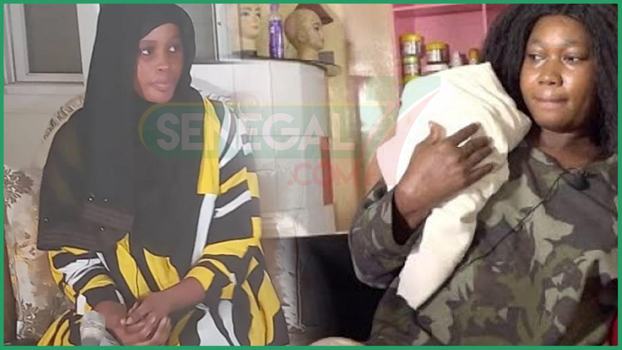 (Vidéo) Adji Sarr « Ndeye Khady Ndiaye a menti, tout ce qu'elle dit c'était pour sauver son travail »