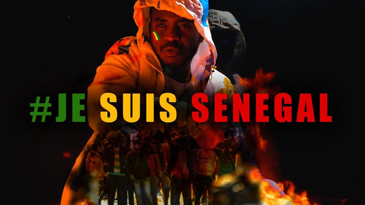 """""""Je suis Sénégal"""", Le nouveau single de Sidy Diop sur la situation nationale"""