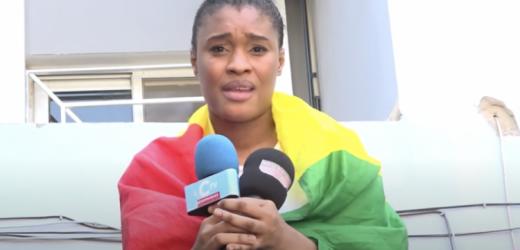 Après sa révolte : Le compte Instagram de Ndeye Ndack Touré piraté
