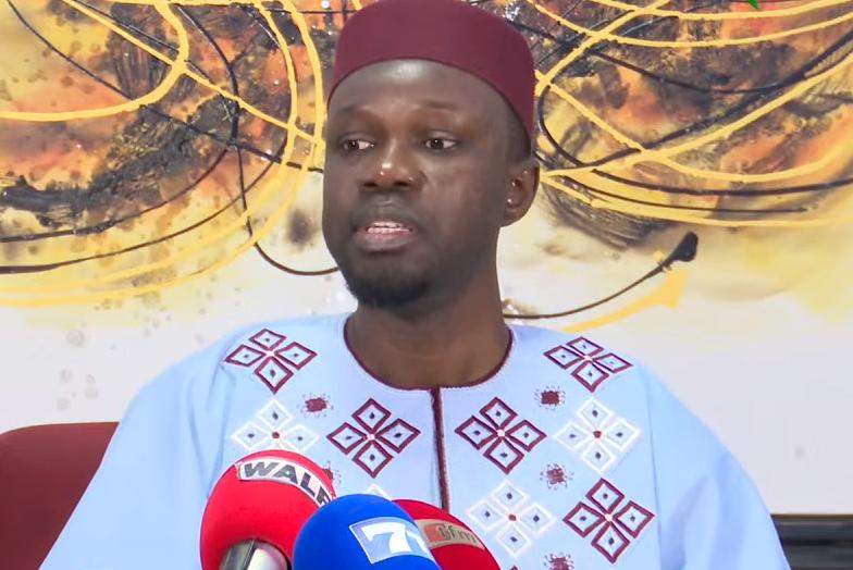 Urgent : Ousmane Sonko arrêté et conduit à la Section de Recherches