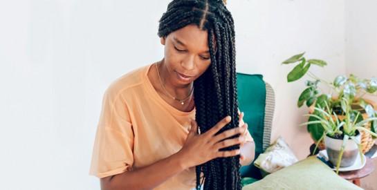 Cheveux crépus ou afro : bien entretenir vos braids, fausses locks, vanilles…