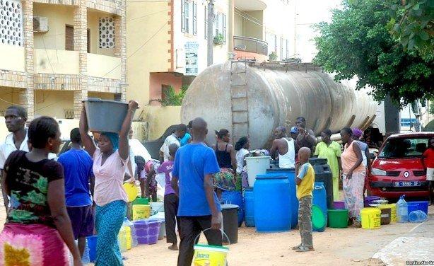 Quartiers Beceao : SEN'EAU s'explique sur les perturbations dans la distribution de l'eau