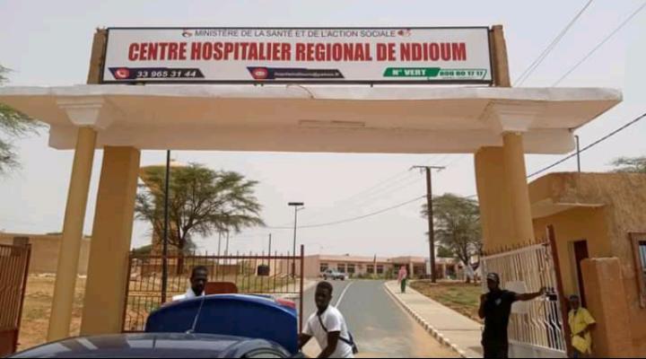 En état de grossesse : Aminata Sy passe son Bfem à l'hôpital et réussit