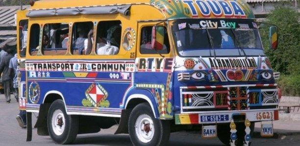 Accidents de la circulation : Les «cars rapide» et «Ndiaga Ndiaye» retirés avant fin 2021