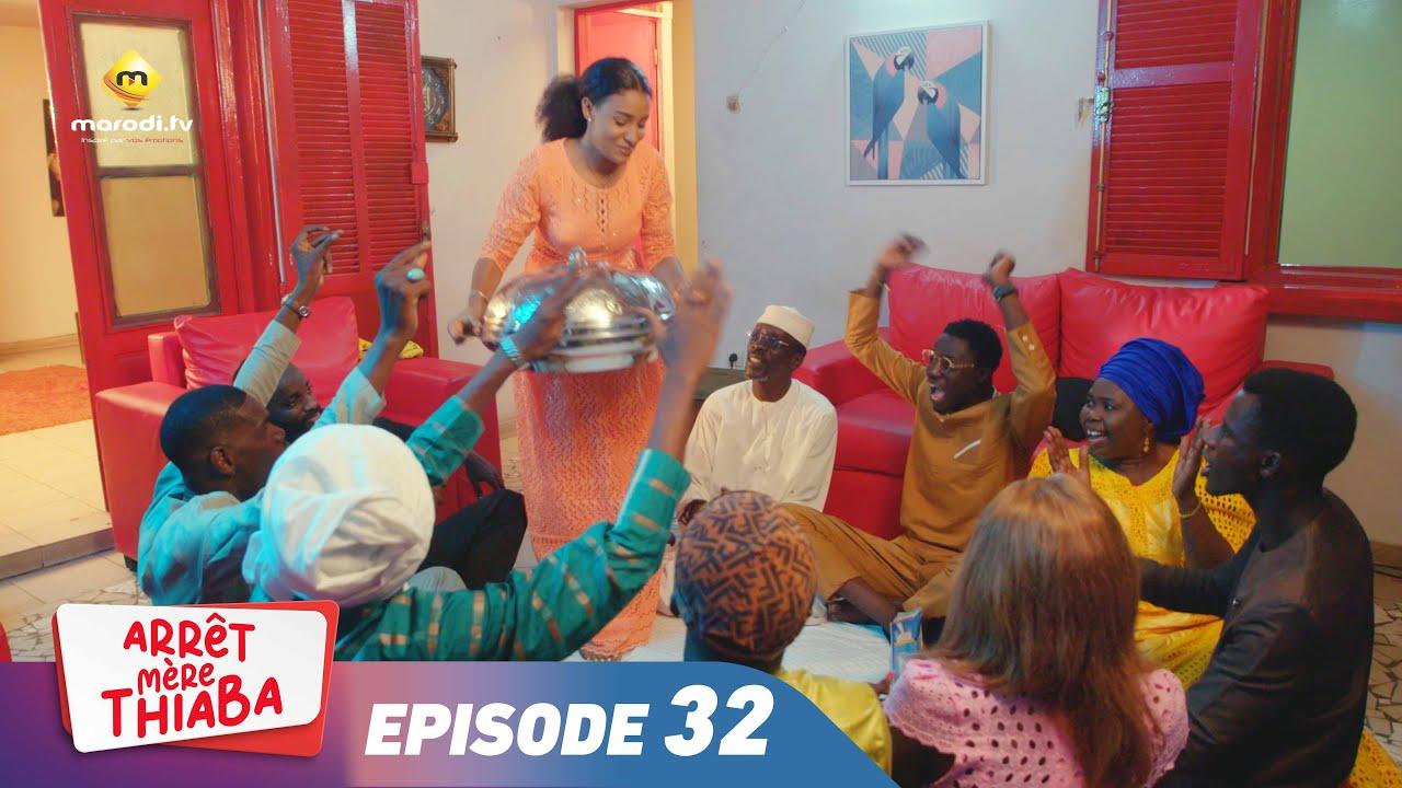 Série – Arrêt Mère Thiaba – Episode 32