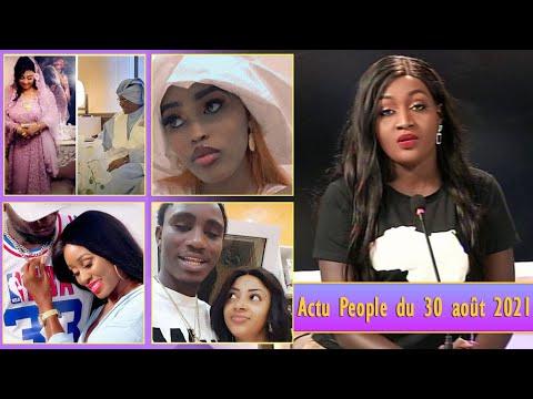 Toute l'actualité people : Nouvelle épouse de Serigne Modou Kara, Acc0uchement de Adji Sarr (Video)